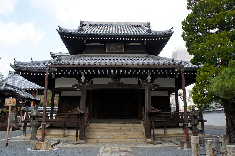 開山堂/本法寺(Honpo-ji Temple / Kyoto City)