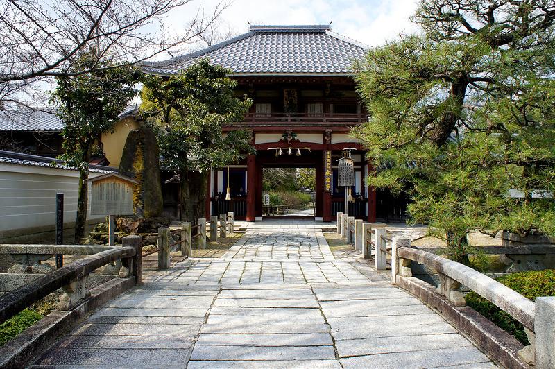 仁王門/本法寺(Honpo-ji Temple / Kyoto City)