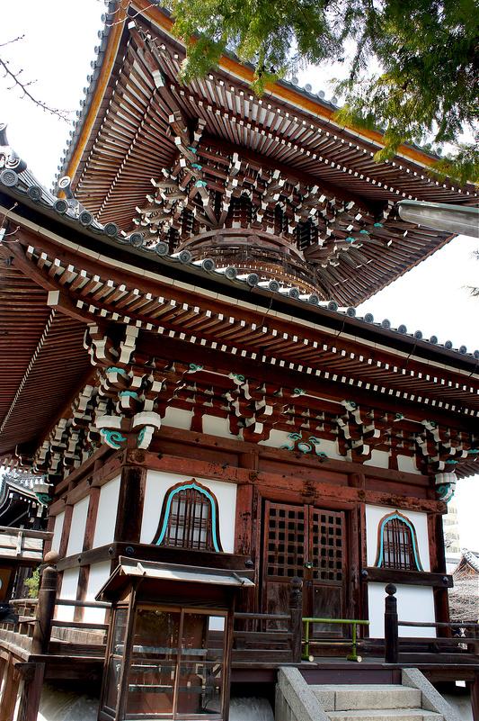 多宝塔/本法寺(Honpo-ji Temple / Kyoto City)