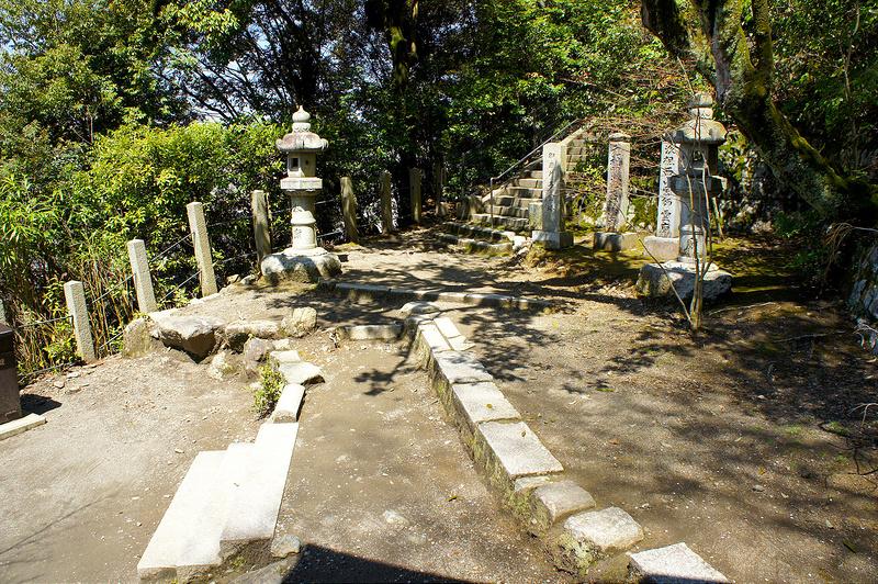 開山堂から見る多宝塔へ向かう階段前/永観堂 禅林寺(Eikando, Zenrin-ji Temple / Kyoto City) 2015/04/02