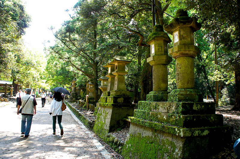 表参道/春日大社(Kasuga-Taisha Shrine / Nara City) 2015/05/21