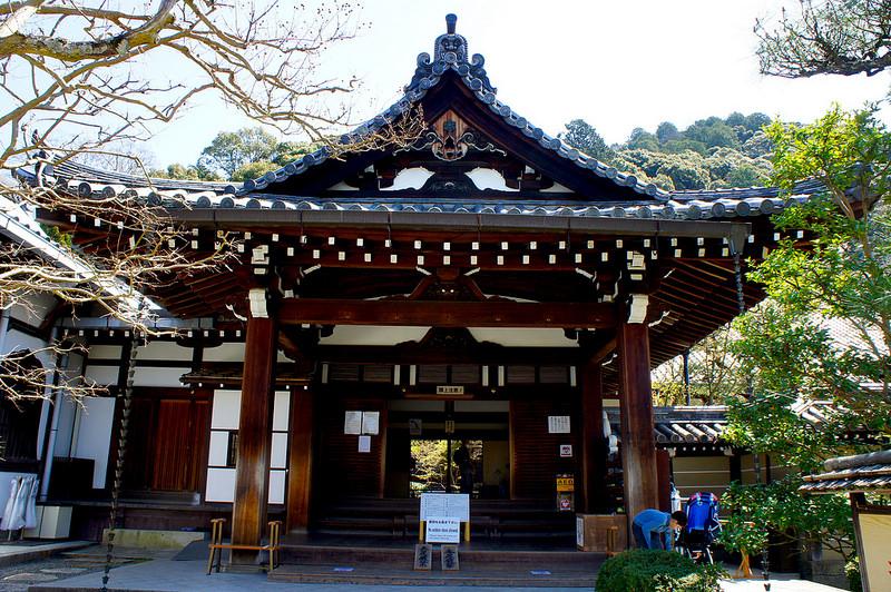 大玄関(諸堂入口)/永観堂 禅林寺(Eikando, Zenrin-ji Temple / Kyoto City) 2015/04/02