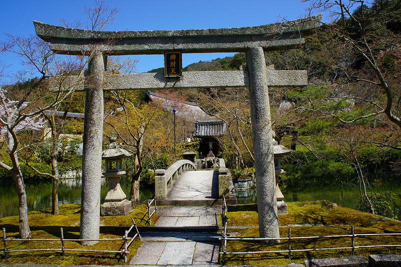 弁天社/永観堂 禅林寺(Eikando, Zenrin-ji Temple / Kyoto City) 2015/04/02