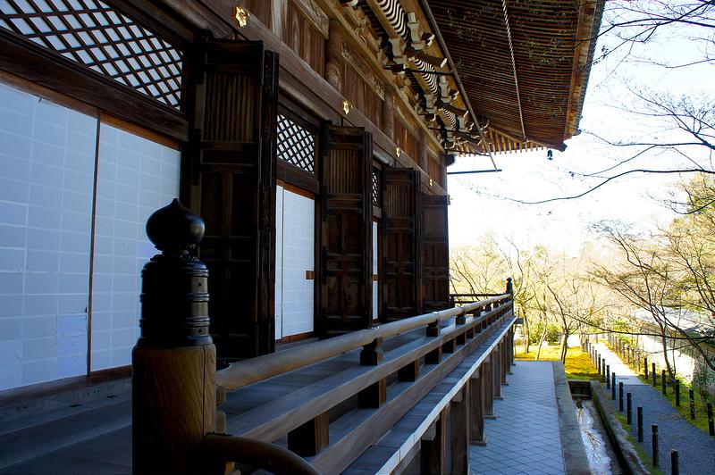 御影堂(大殿)/永観堂 禅林寺(Eikando, Zenrin-ji Temple / Kyoto City) 2015/04/02