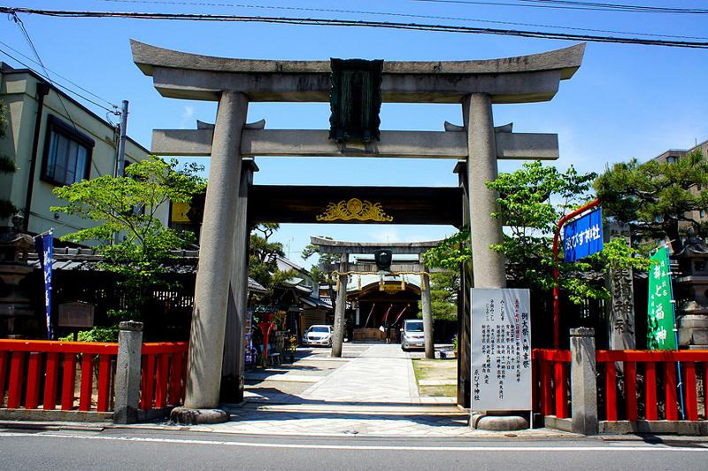 京都ゑびす神社(Kyoto Ebisu-jinja Shrine / Kyoto City) 2015/05/11