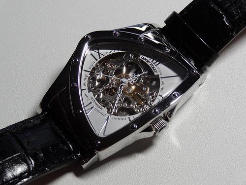 お気に入りの時計