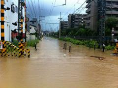 京阪木幡駅(2012/08/14)