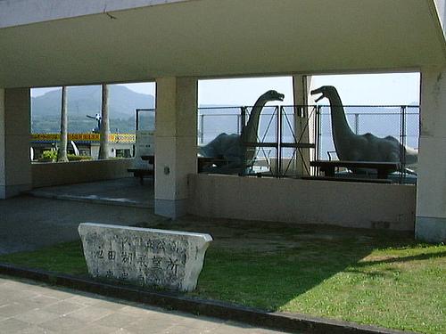 1998年当時の休憩スペース