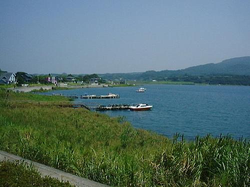 1998年当時の池田湖