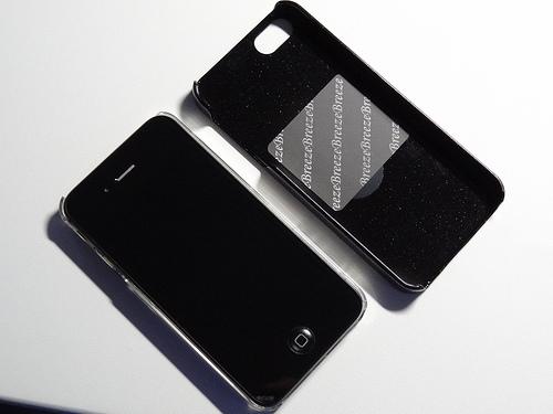 iPhone5ケース(Appleロゴ)