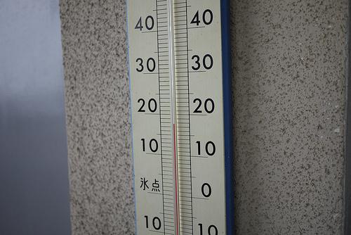 Photo:気温17度 By:iwks