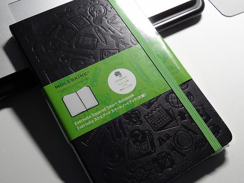 Evernote スマートノートブック by Moleskine