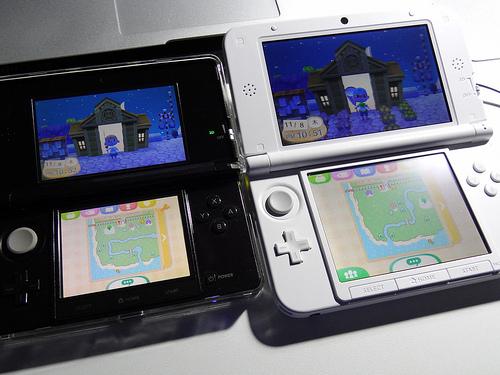 ニンテンドー3DS & 3DS LL